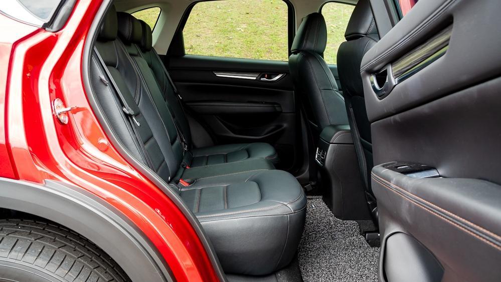 2019 Mazda CX-5 2.5L TURBO Interior 043