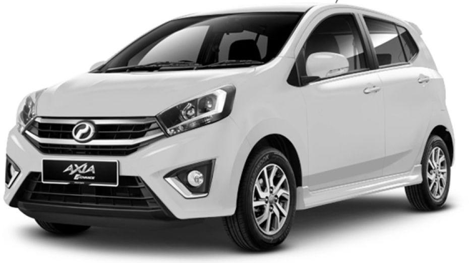 Perodua Axia (2018) Others 001