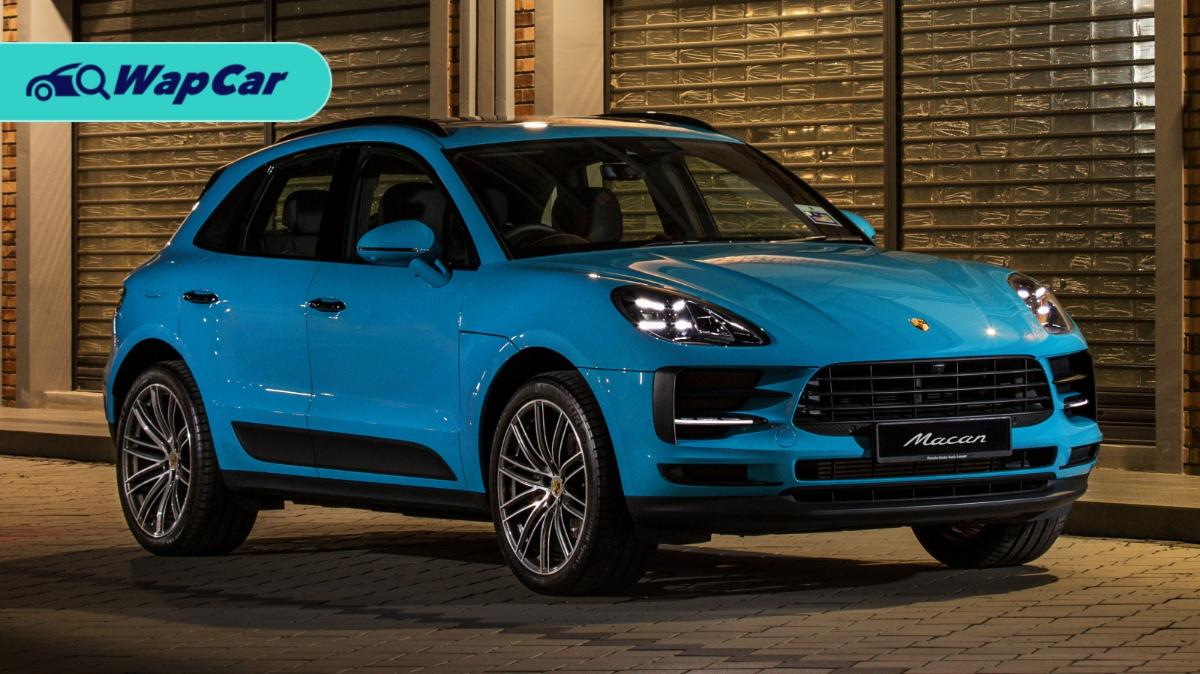 2020 Porsche Macan gets an update! Park Assist with Surround View, PASM, from RM 439k 01