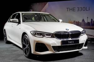Just a longer 3 Series: 2021 BMW 330 Li (G28) previewed in Malaysia, est. price from RM 300k