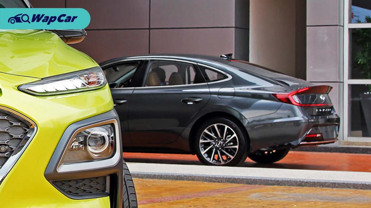 All-new Hyundai Sonata teased alongside Kona, debut in Malaysia soon? 01