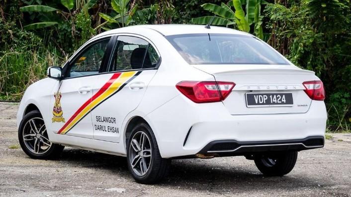 2019 Proton Saga 1.3L  Premium AT Exterior 007