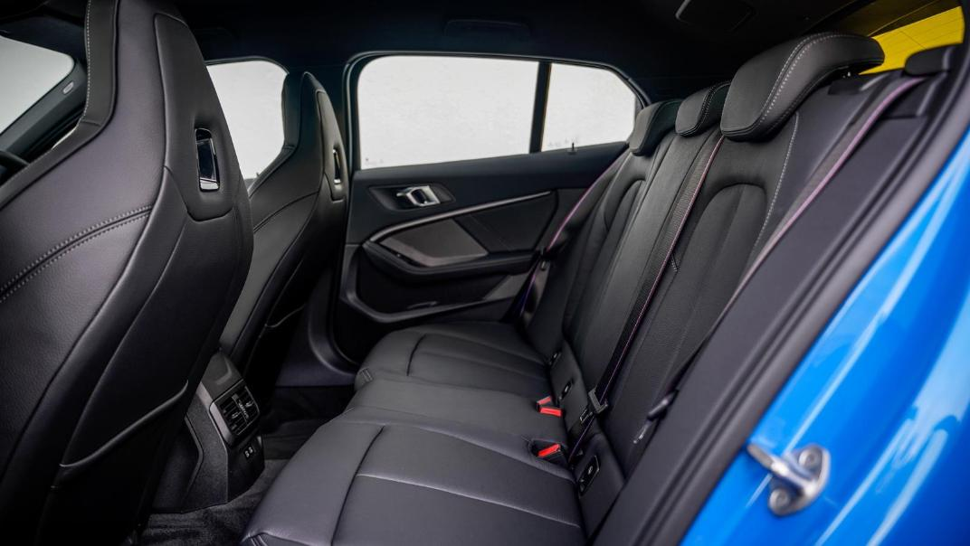 2020 BMW 1 Series M135i xDrive Interior 010