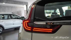 2021 Honda CR-V 1.5 TC-P 4WD Exterior 015