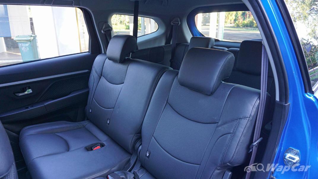 2019 Perodua Aruz 1.5 AV Interior 040