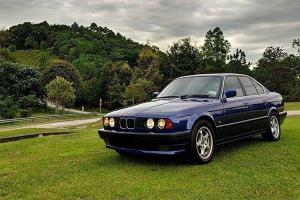Owner Review: The family heritage sedan - Story of my family's BMW 525i
