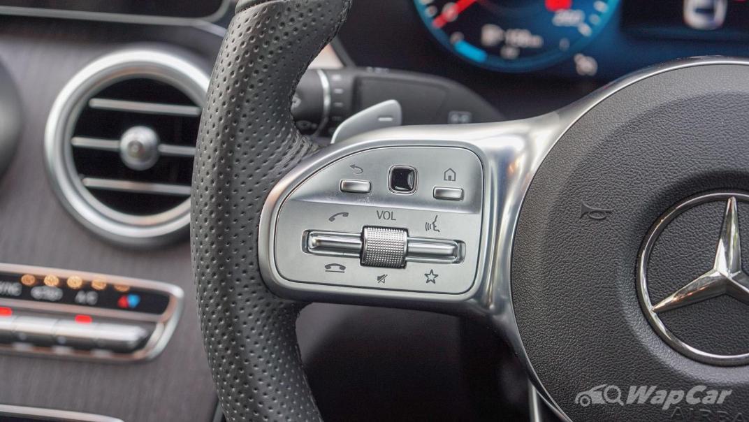 2020 Mercedes-Benz C-Class C 200 AMG Line Interior 013