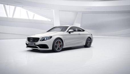 2018 Mercedes-Benz AMG C-Class Coupe C 63 S Price, Specs, Reviews, Gallery In Malaysia   WapCar
