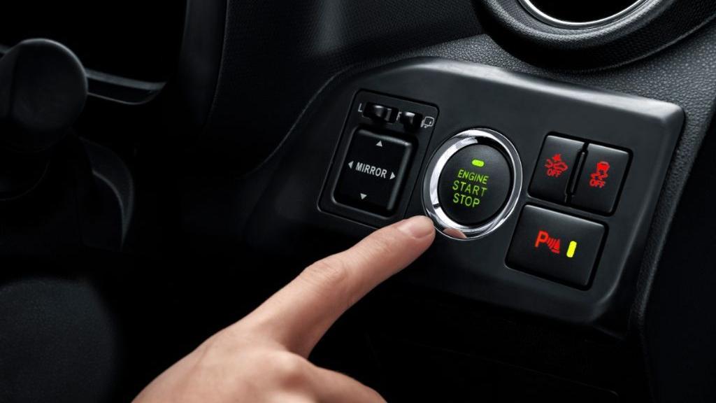 2019 Perodua Axia AV 1.0 AT Interior 053