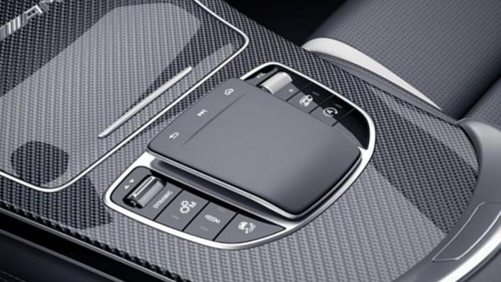 2018 Mercedes-Benz AMG GLC 300 Coupe AMG Line Interior 008