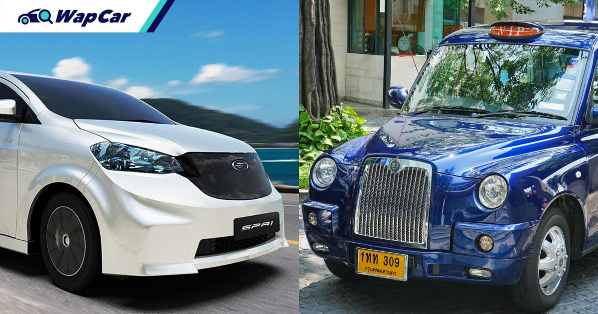 Thailand to produce EV taxi, prototype ready by end of 2021 01