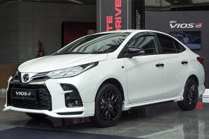 Closer Look: 2020 Toyota Vios GR Sport - nearly RM 8k more than the 1.5G, but is it worth it?