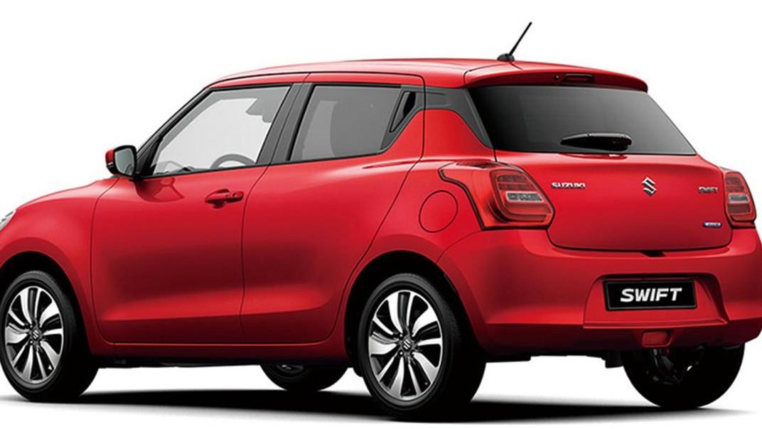 2020 Suzuki Swift International Version Exterior 012
