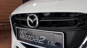 2018 Mazda 2 Hatchback 1.5 Hatchback GVC with LED Lamp Exterior 013