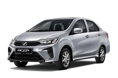 2018 Perodua Bezza 1.3 Premium X AT
