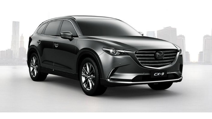 Mazda CX-9 (2018) Exterior 003
