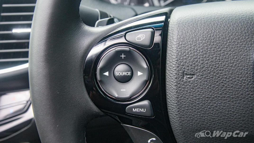 2018 Honda Accord 2.4 VTi-L Advance Interior 123