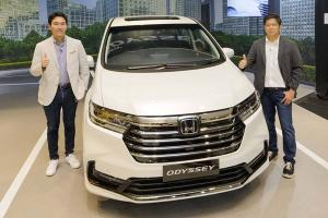 Indonesia welcomes 2021 Honda Odyssey facelift, coming to Malaysia this year