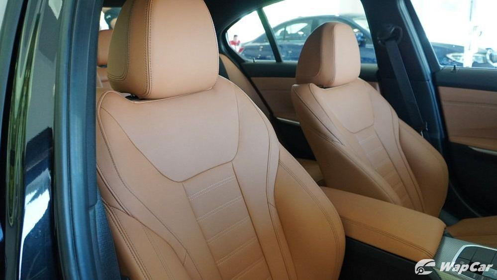 2019 BMW 3 Series 330i M Sport Interior 043
