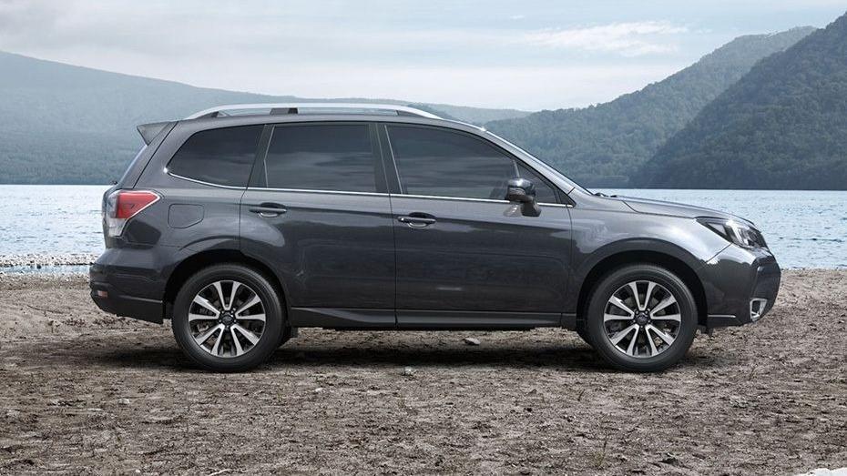 Subaru Forester (2018) Exterior 006