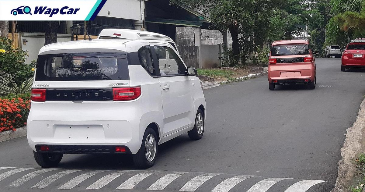 Spied: The Wuling Hongguang Mini EV might be trying to take on Philippines 01