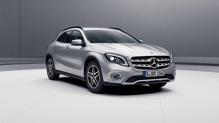 2019 Mercedes-Benz GLA 200 Style Exterior 001