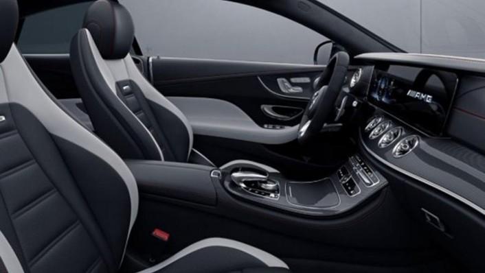 Mercedes-Benz AMG E-Class Coupe (2019) Interior 003
