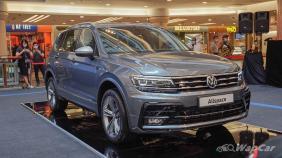 2020 Volkswagen Tiguan Allspace 2.0TSI R-Line Exterior 013
