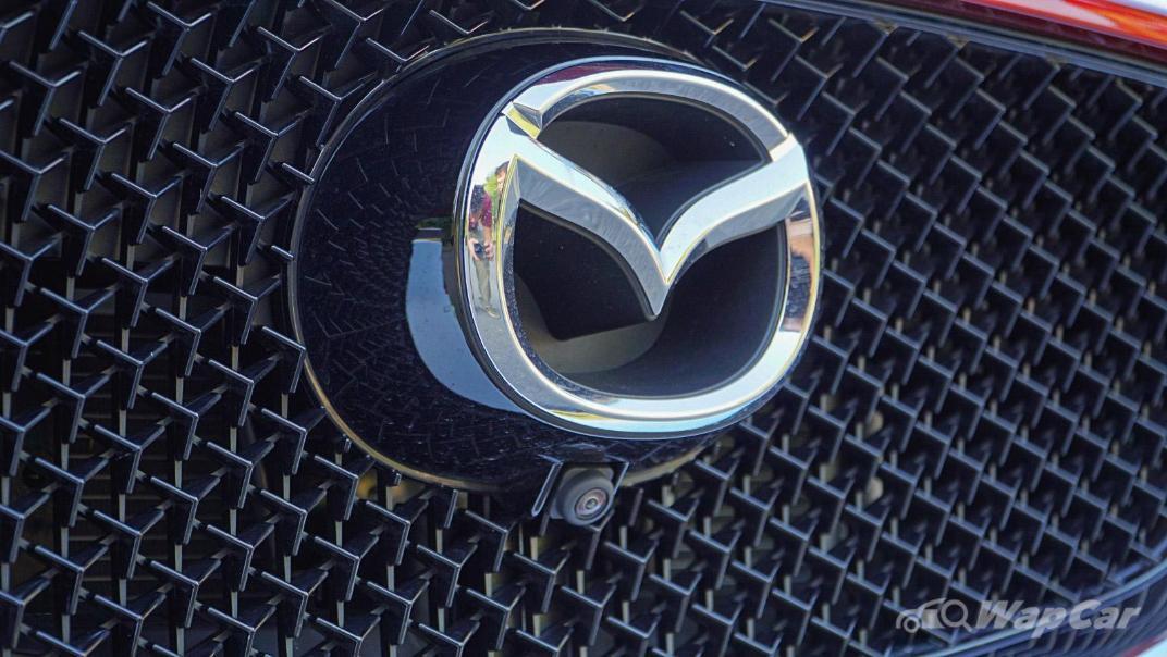 2019 Mazda CX-5 2.0L High SKYACTIV-G Exterior 018