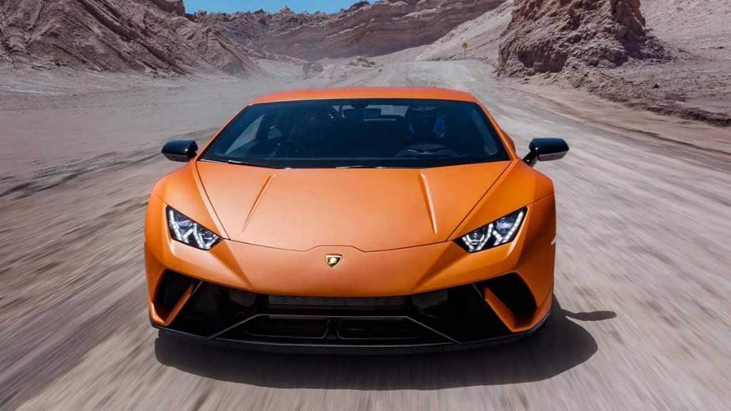 Lamborghini Huracán (2019) Exterior 005