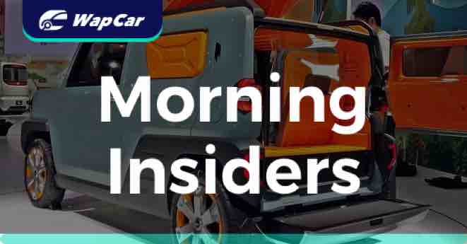 WapCar Morning Insiders: Still excited to meet the CKD X70 next month?