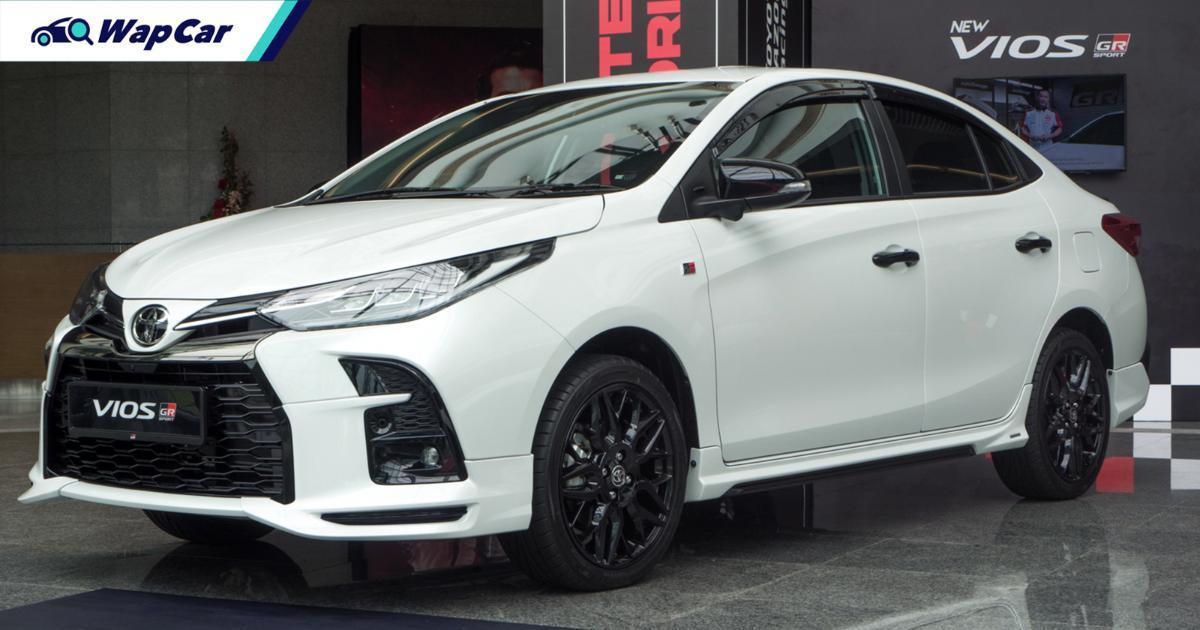 Gambaran dekat: Toyota Vios GR Sport 2020 - baloi ke tambah RM 8k? 01