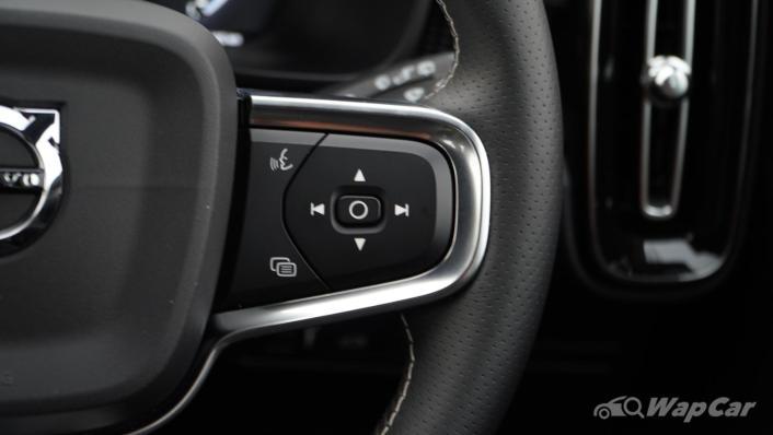 2021 Volvo XC40 Recharge T5 R-Design Interior 006