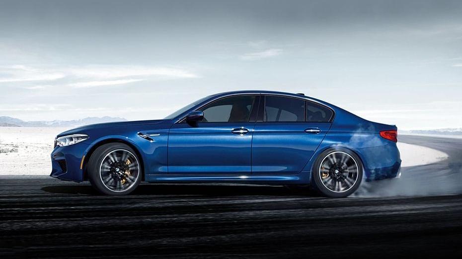 BMW M5 (2019) Exterior 007
