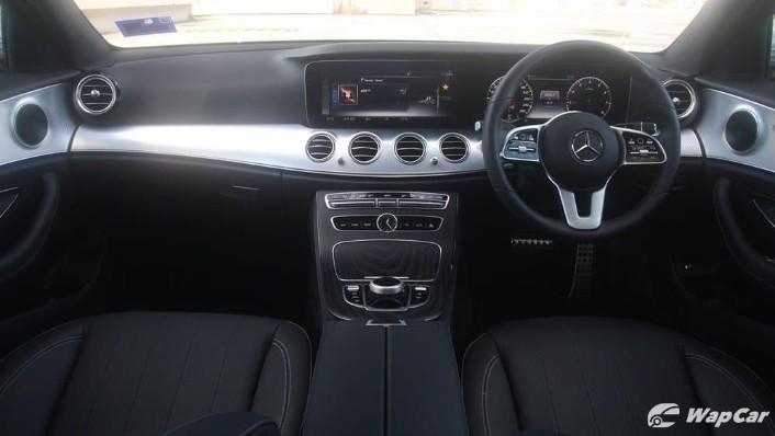 2019 Mercedes-Benz E-Class E 200 SportStyle Avantgarde Interior 001