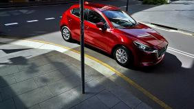 2020 Mazda 2 Hatchback Exterior 003