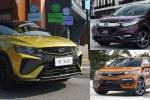 Proton X50 is No.1 in Malaysia but why China prefers HR-V over Binyue?