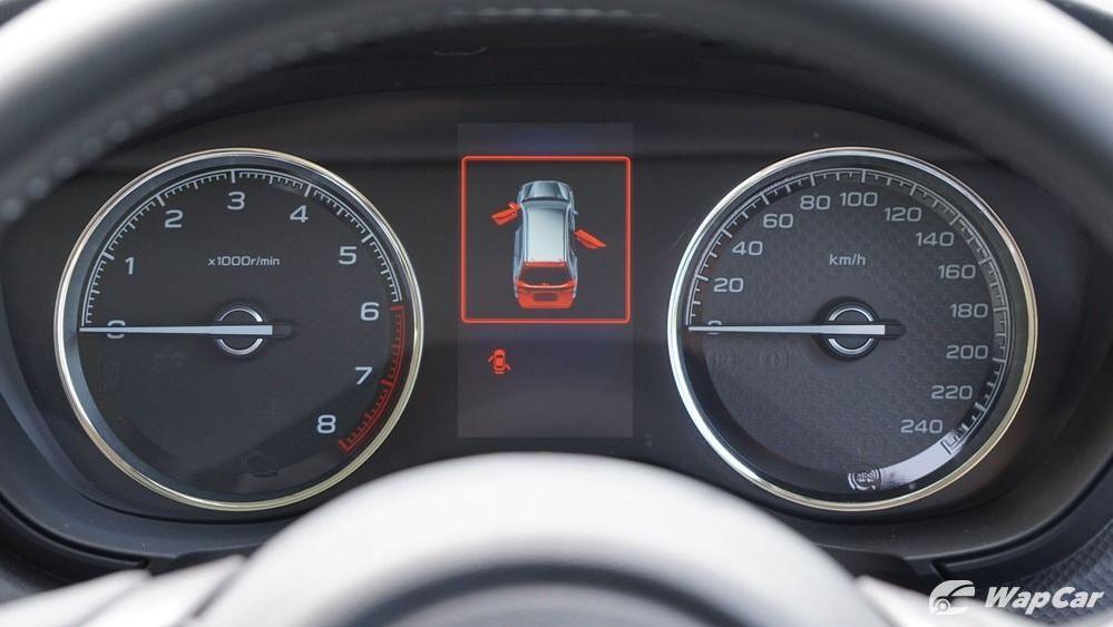 2019 Subaru Forester 2.0i-S EyeSight Interior 008