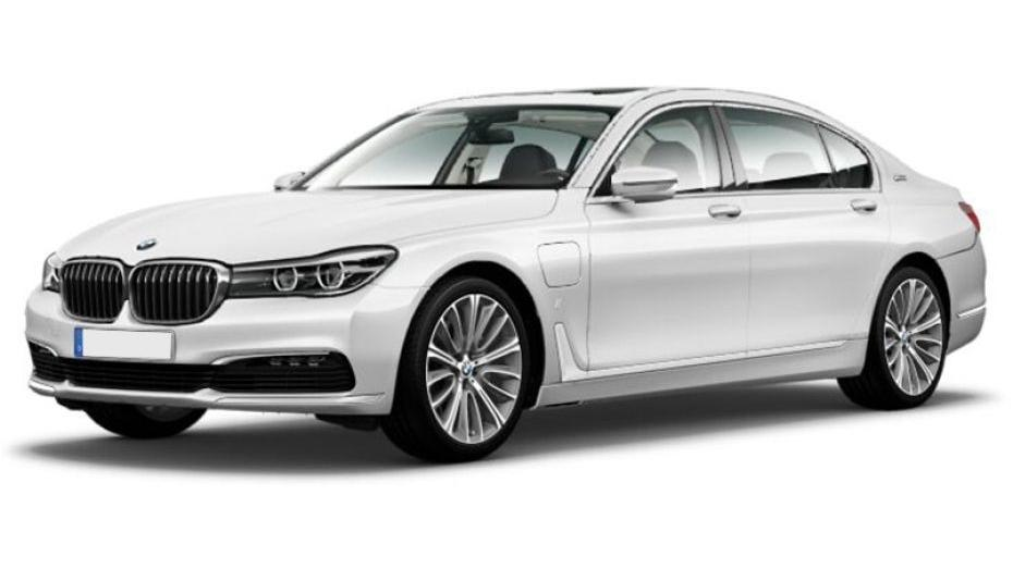 BMW 7 Series (2019) Others 001