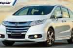 Honda Odyssey我国存货正式售毕,小改款即将来临?