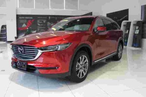 Mazda CX-8 set for October debut in Malaysia