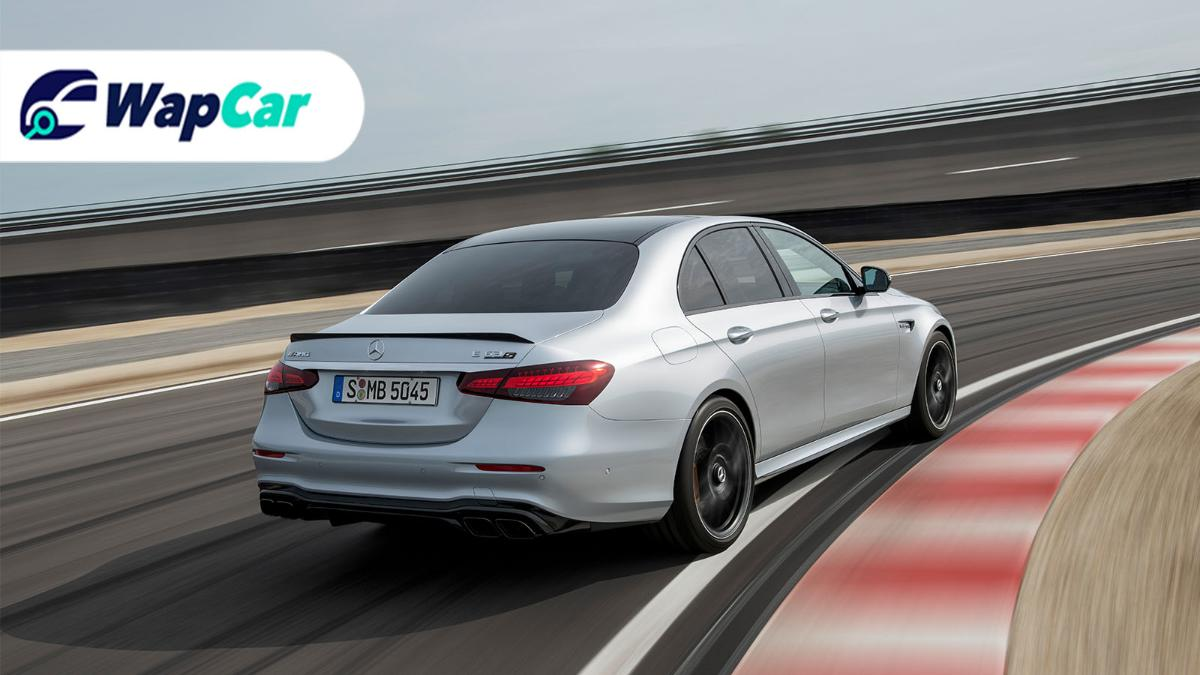 New 2020 Mercedes-AMG E-Class facelift goes on sale. In Germany. 01