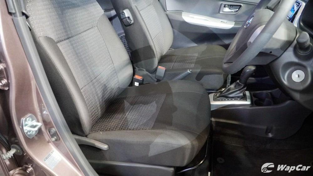 2020 Perodua Bezza 1.0 G (M) Interior 017