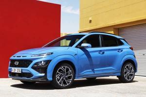 Want a turbocharged Kona? Wait for the Hyundai Kona N Line, coming to Malaysia