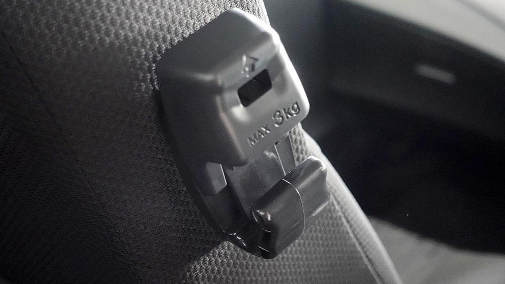 2018 Perodua Axia SE 1.0 AT Interior 038