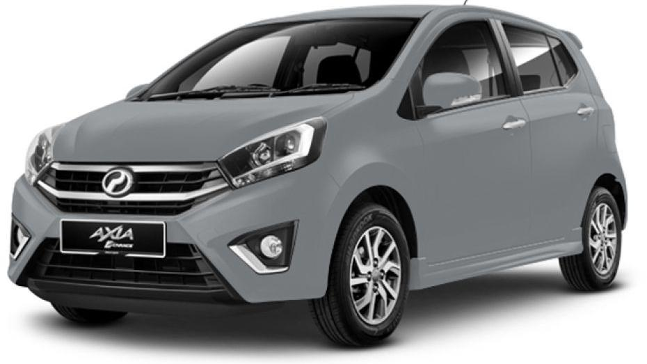 Perodua Axia (2018) Others 002
