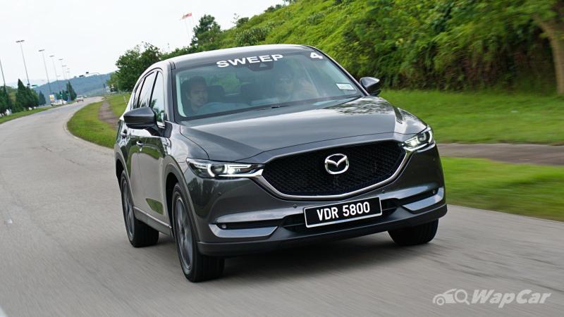 Mazda CX-5 vs Mazda CX-30: Which SUV should you go for? 02