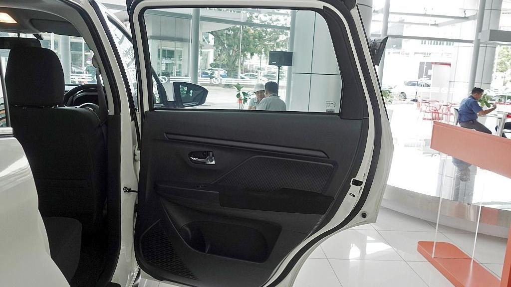 2019 Perodua Aruz 1.5 X Interior 068