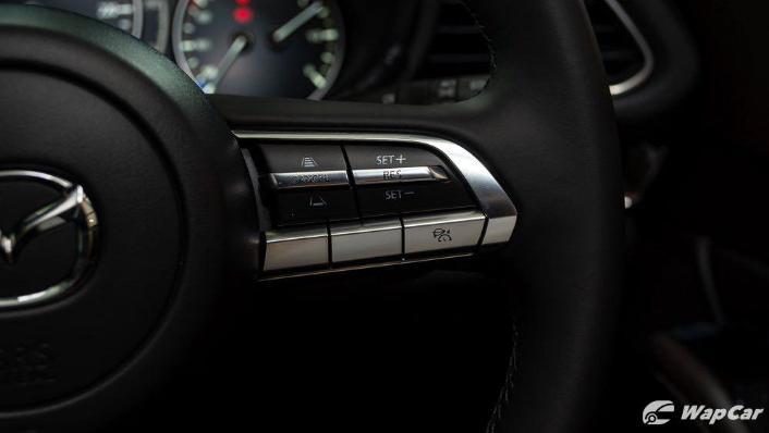 2019 Mazda 3 Sedan 2.0 SkyActiv High Plus Interior 006