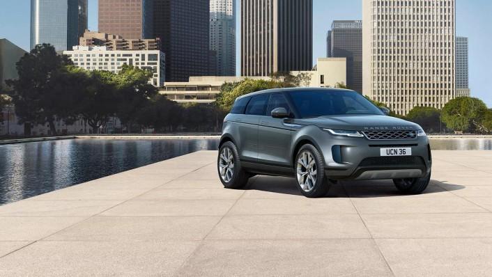 2020 Land Rover Range Rover Evoque Public Exterior 005